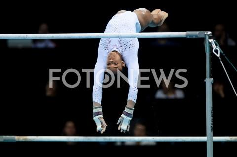 AGENCJA FOTONEWS - 13.04.2019 SZCZECIN8. MISTRZOSTWA EUROPY W GIMNASTYCE SPORTOWEJ KOBIET I MEZCZYZNDZIEN 4 - FINALY NA PRZYRZADACH8th European Championships in Artistic GymnasticsDay 4 - Apparatus FinalsN/Z MELANIE DE JESUS DOS SANTOS (FRA)FOT MATEUSZ SLODKOWSKI / FOTONEWS