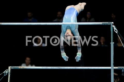 AGENCJA FOTONEWS - 13.04.2019 SZCZECIN8. MISTRZOSTWA EUROPY W GIMNASTYCE SPORTOWEJ KOBIET I MEZCZYZNDZIEN 4 - FINALY NA PRZYRZADACH8th European Championships in Artistic GymnasticsDay 4 - Apparatus FinalsN/Z ANASTASIYA ALISTRATAVA (BLR)FOT MATEUSZ SLODKOWSKI / FOTONEWS
