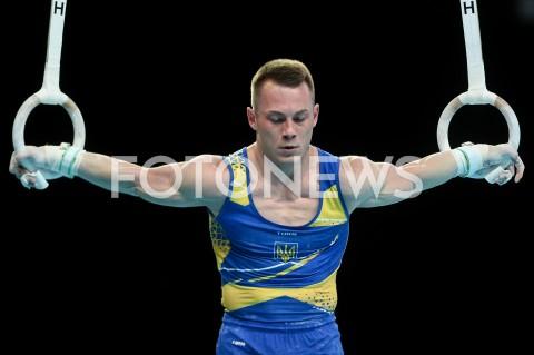 AGENCJA FOTONEWS - 13.04.2019 SZCZECIN8. MISTRZOSTWA EUROPY W GIMNASTYCE SPORTOWEJ KOBIET I MEZCZYZNDZIEN 4 - FINALY NA PRZYRZADACH8th European Championships in Artistic GymnasticsDay 4 - Apparatus FinalsN/Z IGOR RADIVILOV (UKR)FOT MATEUSZ SLODKOWSKI / FOTONEWS