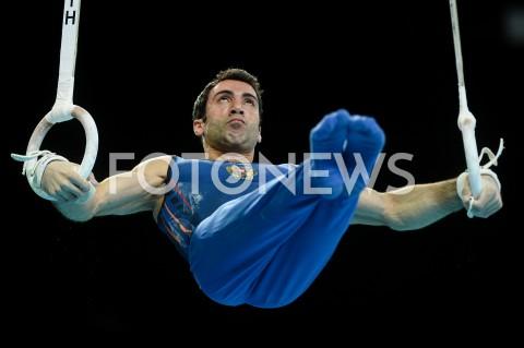 AGENCJA FOTONEWS - 13.04.2019 SZCZECIN8. MISTRZOSTWA EUROPY W GIMNASTYCE SPORTOWEJ KOBIET I MEZCZYZNDZIEN 4 - FINALY NA PRZYRZADACH8th European Championships in Artistic GymnasticsDay 4 - Apparatus FinalsN/Z VAHAGN DAVTYAN (ARM)FOT MATEUSZ SLODKOWSKI / FOTONEWS