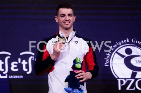 AGENCJA FOTONEWS - 13.04.2019 SZCZECIN8. MISTRZOSTWA EUROPY W GIMNASTYCE SPORTOWEJ KOBIET I MEZCZYZNDZIEN 4 - FINALY NA PRZYRZADACH8th European Championships in Artistic GymnasticsDay 4 - Apparatus FinalsN/Z MAX WHITLOCK (GBR)FOT MATEUSZ SLODKOWSKI / FOTONEWS