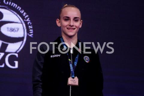 AGENCJA FOTONEWS - 13.04.2019 SZCZECIN8. MISTRZOSTWA EUROPY W GIMNASTYCE SPORTOWEJ KOBIET I MEZCZYZNDZIEN 4 - FINALY NA PRZYRZADACH8th European Championships in Artistic GymnasticsDay 4 - Apparatus FinalsN/Z ALICE DAMATO (ITA)FOT MATEUSZ SLODKOWSKI / FOTONEWS