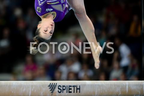 AGENCJA FOTONEWS - 14.04.2019 SZCZECIN8. MISTRZOSTWA EUROPY W GIMNASTYCE SPORTOWEJ KOBIET I MEZCZYZNDZIEN 5 - FINALY NA PRZYRZADACH8th European Championships in Artistic GymnasticsDay 5 - Apparatus FinalsN/Z PAULINE SCHAEFER (GER)FOT MATEUSZ SLODKOWSKI / FOTONEWS