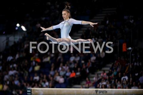 AGENCJA FOTONEWS - 14.04.2019 SZCZECIN8. MISTRZOSTWA EUROPY W GIMNASTYCE SPORTOWEJ KOBIET I MEZCZYZNDZIEN 5 - FINALY NA PRZYRZADACH8th European Championships in Artistic GymnasticsDay 5 - Apparatus FinalsN/Z GIORGIA VILLA (ITA)FOT MATEUSZ SLODKOWSKI / FOTONEWS