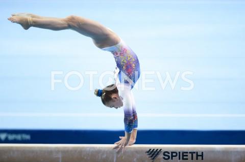 AGENCJA FOTONEWS - 14.04.2019 SZCZECIN8. MISTRZOSTWA EUROPY W GIMNASTYCE SPORTOWEJ KOBIET I MEZCZYZNDZIEN 5 - FINALY NA PRZYRZADACH8th European Championships in Artistic GymnasticsDay 5 - Apparatus FinalsN/Z DENISA GOLGOTA (ROU)FOT MATEUSZ SLODKOWSKI / FOTONEWS