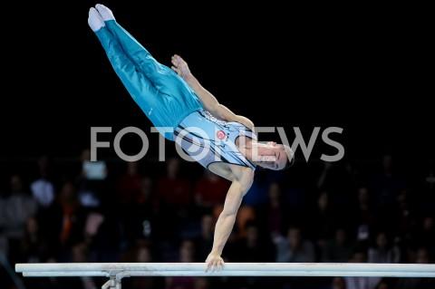 AGENCJA FOTONEWS - 14.04.2019 SZCZECIN8. MISTRZOSTWA EUROPY W GIMNASTYCE SPORTOWEJ KOBIET I MEZCZYZNDZIEN 5 - FINALY NA PRZYRZADACH8th European Championships in Artistic GymnasticsDay 5 - Apparatus FinalsN/Z AHMET ONDER (TUR)FOT MATEUSZ SLODKOWSKI / FOTONEWS