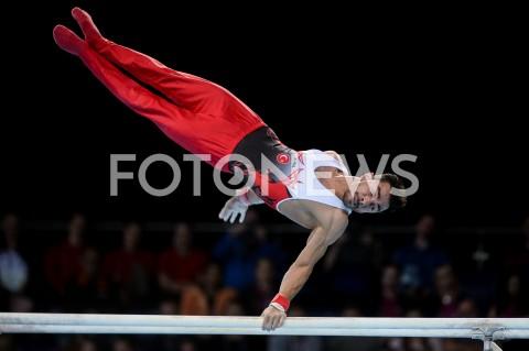 AGENCJA FOTONEWS - 14.04.2019 SZCZECIN8. MISTRZOSTWA EUROPY W GIMNASTYCE SPORTOWEJ KOBIET I MEZCZYZNDZIEN 5 - FINALY NA PRZYRZADACH8th European Championships in Artistic GymnasticsDay 5 - Apparatus FinalsN/Z FERHAT ARICAN (TUR)FOT MATEUSZ SLODKOWSKI / FOTONEWS