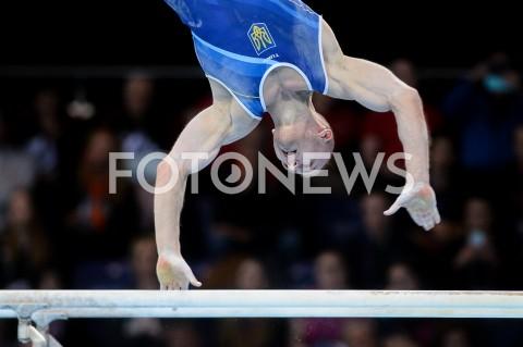 AGENCJA FOTONEWS - 14.04.2019 SZCZECIN8. MISTRZOSTWA EUROPY W GIMNASTYCE SPORTOWEJ KOBIET I MEZCZYZNDZIEN 5 - FINALY NA PRZYRZADACH8th European Championships in Artistic GymnasticsDay 5 - Apparatus FinalsN/Z PETRO PAKHNIUK (UKR)FOT MATEUSZ SLODKOWSKI / FOTONEWS