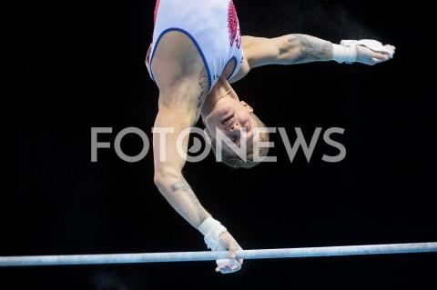AGENCJA FOTONEWS - 14.04.2019 SZCZECIN8. MISTRZOSTWA EUROPY W GIMNASTYCE SPORTOWEJ KOBIET I MEZCZYZNDZIEN 5 - FINALY NA PRZYRZADACH8th European Championships in Artistic GymnasticsDay 5 - Apparatus FinalsN/Z IVAN STRETOVICH (RUS)FOT MATEUSZ SLODKOWSKI / FOTONEWS