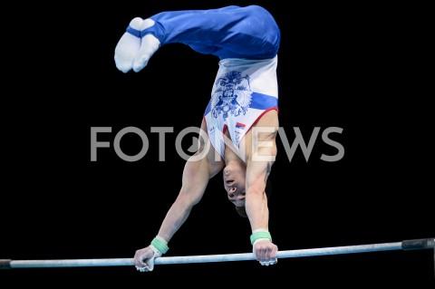 AGENCJA FOTONEWS - 14.04.2019 SZCZECIN8. MISTRZOSTWA EUROPY W GIMNASTYCE SPORTOWEJ KOBIET I MEZCZYZNDZIEN 5 - FINALY NA PRZYRZADACH8th European Championships in Artistic GymnasticsDay 5 - Apparatus FinalsN/Z ARTUR DALALOYAN (RUS)FOT MATEUSZ SLODKOWSKI / FOTONEWS