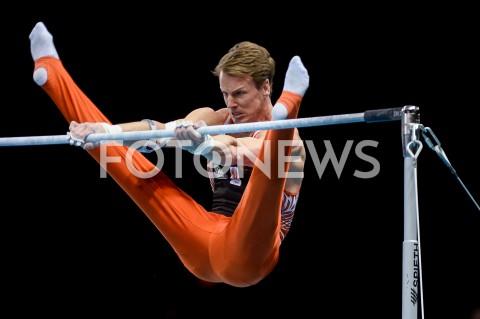 AGENCJA FOTONEWS - 14.04.2019 SZCZECIN8. MISTRZOSTWA EUROPY W GIMNASTYCE SPORTOWEJ KOBIET I MEZCZYZNDZIEN 5 - FINALY NA PRZYRZADACH8th European Championships in Artistic GymnasticsDay 5 - Apparatus FinalsN/Z EPKE ZONDERLAND (NED)FOT MATEUSZ SLODKOWSKI / FOTONEWS