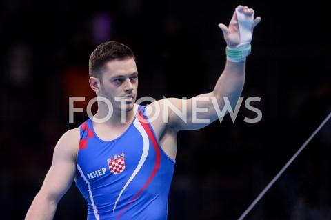 AGENCJA FOTONEWS - 14.04.2019 SZCZECIN8. MISTRZOSTWA EUROPY W GIMNASTYCE SPORTOWEJ KOBIET I MEZCZYZNDZIEN 5 - FINALY NA PRZYRZADACH8th European Championships in Artistic GymnasticsDay 5 - Apparatus FinalsN/Z TIN SRBIC (CRO)FOT MATEUSZ SLODKOWSKI / FOTONEWS