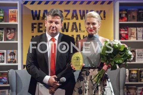 Warszawski Festiwal Kryminału w Warszawie