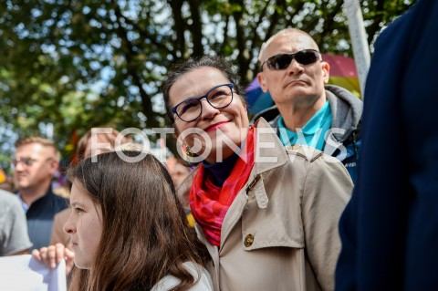 AGENCJA FOTONEWS - 25.05.2019 GDANSK5. TROJMIEJSKI MARSZ ROWNOSCI W GDANSKUN/Z ALEKSANDRA DULKIEWICZFOT MATEUSZ SLODKOWSKI / FOTONEWS