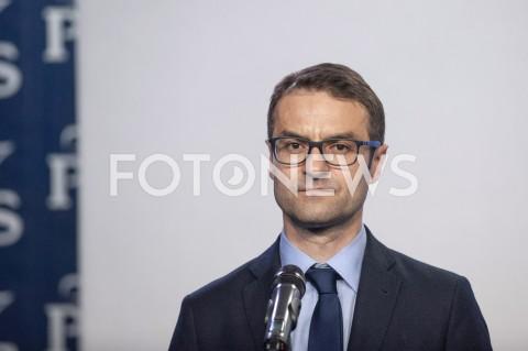 AGENCJA FOTONEWS - 27.05.2019 WARSZAWAKONFERENCJA PRASOWA PISN/Z TOMASZ POREBAFOT GRZEGORZ KRZYZEWSKI / FOTONEWS