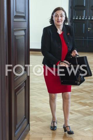 AGENCJA FOTONEWS - 28.05.2019 WARSZAWAPOSIEDZENIE RADY MINISTROWPOSIEDZENIE RZADUN/Z JOLANTA RUSINIAKFOT GRZEGORZ KRZYZEWSKI / FOTONEWS