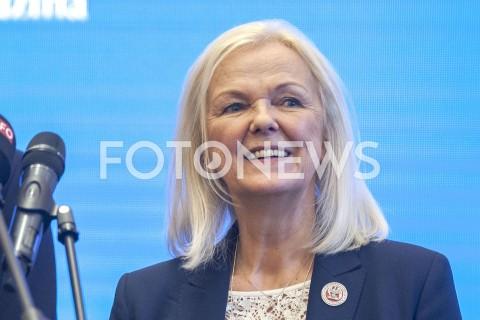 AGENCJA FOTONEWS - 04.06.2019 WARSZAWAPRZEKAZANIE OBOWIAZKOW MINISTRA RODZINY PRACY I POLITYKI SPOLECZNEJN/Z BOZENA BORYS SZOPA FOT GRZEGORZ KRZYZEWSKI / FOTONEWS