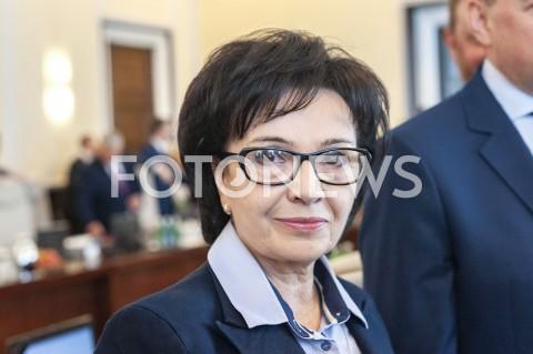AGENCJA FOTONEWS - 06.06.2019 WARSZAWAPOSIEDZENIE RADY MINISTROWPOSIEDZENIE RZADUN/Z ELZBIETA WITEK MINISTER SPRAW WEWNETRZYCH I ADMINISTRACJIFOT GRZEGORZ KRZYZEWSKI / FOTONEWS