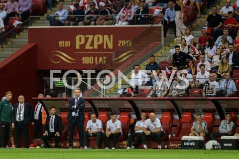 AGENCJA FOTONEWS - 10.06.2019 - WARSZAWAPILKA NOZNA - KWALIFIKACJE UEFA EURO 2020FOOTBALL UEFA EURO 2020 QUALIFIERSMECZ POLSKA (POLAND) - IZRAEL (ISRAEL)N/Z TRENER JERZY BRZECZEKFOT MATEUSZ SLODKOWSKI / FOTONEWS