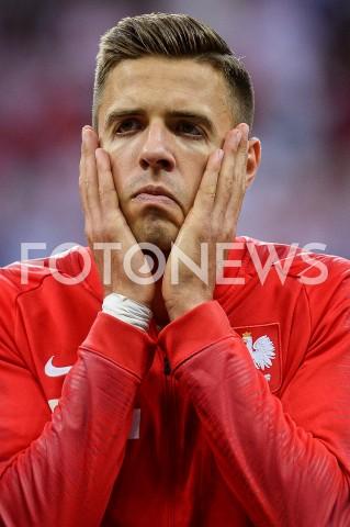 AGENCJA FOTONEWS - 10.06.2019 - WARSZAWAPILKA NOZNA - KWALIFIKACJE UEFA EURO 2020FOOTBALL UEFA EURO 2020 QUALIFIERSMECZ POLSKA (POLAND) - IZRAEL (ISRAEL)N/Z JAN BEDNAREKFOT MATEUSZ SLODKOWSKI / FOTONEWS