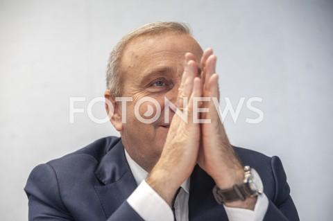 AGENCJA FOTONEWS - 04.07.2019 WARSZAWA SEJMPREZENTACJA PROGRAMU POLITYKI ZAGRANICZNEJ PLATFORMY OBYWATELSKIEJ RPN/Z GRZEGORZ SCHETYNAFOT GRZEGORZ KRZYZEWSKI / FOTONEWS