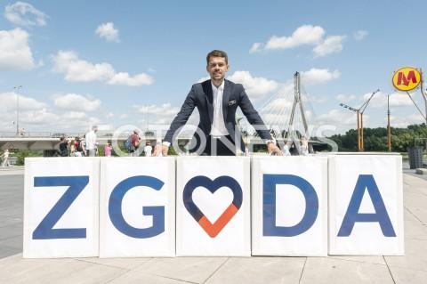 Lider Agrounii Michał Kołodziejczak tworzy nową partię Zgoda w Warszawie
