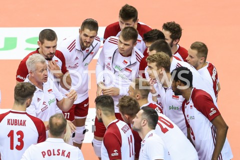 Mecz: Polska - Serbia