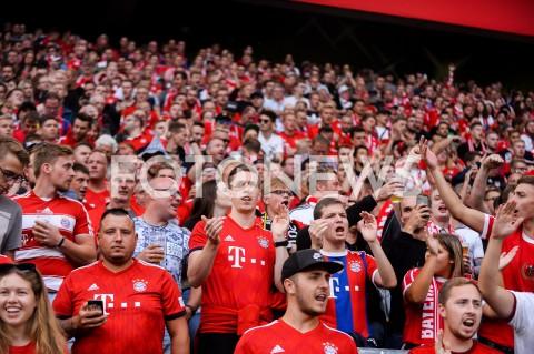 AGENCJA FOTONEWS - 03.08.2019 DORTMUNDPILKA NOZNA - SUPERPUCHAR NIEMIEC 2019(Football - Germany Supercup 2019)MECZ BORUSSIA DORTMUND - BAYERN MONACHIUM(Borussia Dortmund - Bayern Munich)N/Z KIBICE BAYERN MONACHIUMFOT MATEUSZ SLODKOWSKI / FOTONEWS
