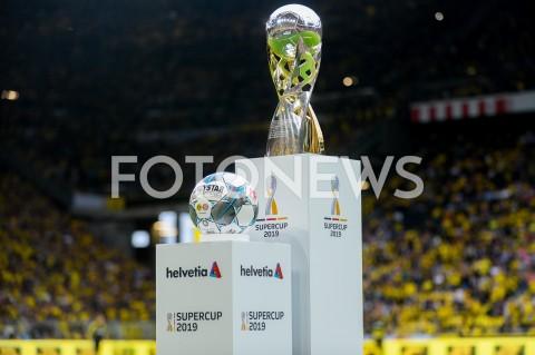 AGENCJA FOTONEWS - 03.08.2019 DORTMUNDPILKA NOZNA - SUPERPUCHAR NIEMIEC 2019(Football - Germany Supercup 2019)MECZ BORUSSIA DORTMUND - BAYERN MONACHIUM(Borussia Dortmund - Bayern Munich)N/Z SUPERPUCHAR NIEMIECFOT MATEUSZ SLODKOWSKI / FOTONEWS