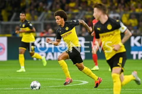 AGENCJA FOTONEWS - 03.08.2019 DORTMUNDPILKA NOZNA - SUPERPUCHAR NIEMIEC 2019(Football - Germany Supercup 2019)MECZ BORUSSIA DORTMUND - BAYERN MONACHIUM(Borussia Dortmund - Bayern Munich)N/Z AXEL WITSELFOT MATEUSZ SLODKOWSKI / FOTONEWS