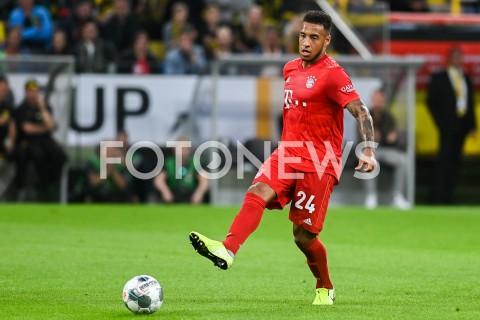 AGENCJA FOTONEWS - 03.08.2019 DORTMUNDPILKA NOZNA - SUPERPUCHAR NIEMIEC 2019(Football - Germany Supercup 2019)MECZ BORUSSIA DORTMUND - BAYERN MONACHIUM(Borussia Dortmund - Bayern Munich)N/Z CORENTIN TOLISSO SYLWETKAFOT MATEUSZ SLODKOWSKI / FOTONEWS