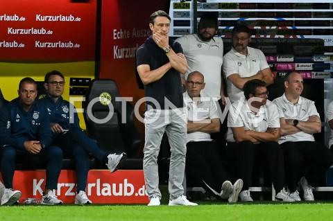 AGENCJA FOTONEWS - 03.08.2019 DORTMUNDPILKA NOZNA - SUPERPUCHAR NIEMIEC 2019(Football - Germany Supercup 2019)MECZ BORUSSIA DORTMUND - BAYERN MONACHIUM(Borussia Dortmund - Bayern Munich)N/Z NIKO KOVAC SYLWETKAFOT MATEUSZ SLODKOWSKI / FOTONEWS