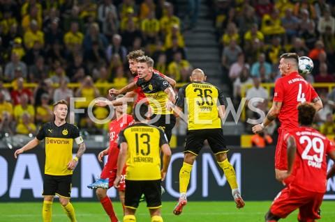 AGENCJA FOTONEWS - 03.08.2019 DORTMUNDPILKA NOZNA - SUPERPUCHAR NIEMIEC 2019(Football - Germany Supercup 2019)MECZ BORUSSIA DORTMUND - BAYERN MONACHIUM(Borussia Dortmund - Bayern Munich)N/Z LUKASZ PISZCZEKFOT MATEUSZ SLODKOWSKI / FOTONEWS