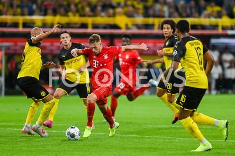 AGENCJA FOTONEWS - 03.08.2019 DORTMUNDPILKA NOZNA - SUPERPUCHAR NIEMIEC 2019(Football - Germany Supercup 2019)MECZ BORUSSIA DORTMUND - BAYERN MONACHIUM(Borussia Dortmund - Bayern Munich)N/Z JOSHUA KIMMICHFOT MATEUSZ SLODKOWSKI / FOTONEWS
