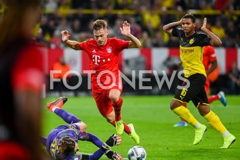 AGENCJA FOTONEWS - 03.08.2019 DORTMUNDPILKA NOZNA - SUPERPUCHAR NIEMIEC 2019(Football - Germany Supercup 2019)MECZ BORUSSIA DORTMUND - BAYERN MONACHIUM(Borussia Dortmund - Bayern Munich)N/Z MARWIN HITZ JOSHUA KIMMICHFOT MATEUSZ SLODKOWSKI / FOTONEWS