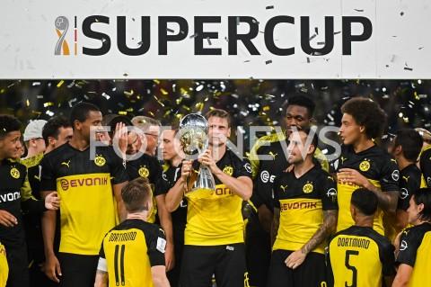 Mecz: Borussia Dortmund - Bayern Monachium