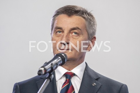 Marek Kuchciński zapowiedział rezygnację z funkcji marszałka Sejmu w Warszawie