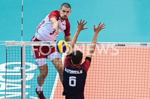 AGENCJA FOTONEWS - 09.08.2019 GDANSKSIATKOWKA - TURNIEJ KWALIFIKACYJNY FIVB DO IGRZYSK OLIMPIJSKICH TOKIO 2020MECZ POLSKA - TUNEZJAVolleyball - Olympic Games FIVB Qualifiers Tournament Pool DPoland - TunisiaN/Z DAWID KONARSKIFOT MATEUSZ SLODKOWSKI / FOTONEWS