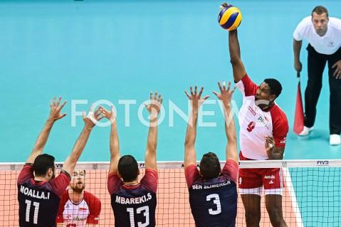 Mecz: Polska - Tunezja