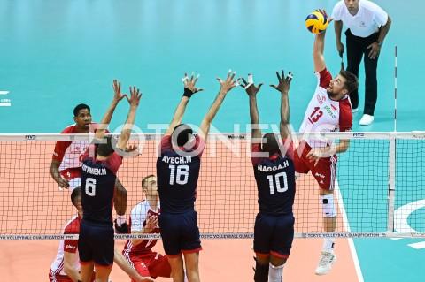 AGENCJA FOTONEWS - 09.08.2019 GDANSKSIATKOWKA - TURNIEJ KWALIFIKACYJNY FIVB DO IGRZYSK OLIMPIJSKICH TOKIO 2020MECZ POLSKA - TUNEZJAVolleyball - Olympic Games FIVB Qualifiers Tournament Pool DPoland - TunisiaN/Z MICHAL KUBIAKFOT MATEUSZ SLODKOWSKI / FOTONEWS