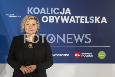 AGENCJA FOTONEWS - 19.08.2019 WARSZAWARADA KRAJOWA PLATFORMY OBYWATELSKIEJN/Z MARTA GOLBIKFOT GRZEGORZ KRZYZEWSKI / FOTONEWS