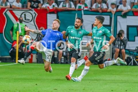 Mecz: Legia Warszawa - Rangers F.C.