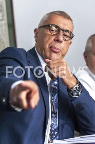 AGENCJA FOTONEWS - 29.08.2019 WARSZAWAKONFERENCJA NA TEMAT SLEDZTWA W SPRAWIE SMIERCI DAWIDA KOSTECKIEGON/Z ROMAN GIERTYCHFOT GRZEGORZ KRZYZEWSKI / FOTONEWS