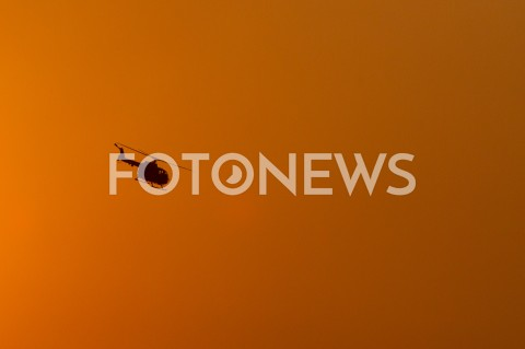 AGENCJA FOTONEWS - 31.08.2019 LOTNISKO RZESZOW JASIONKA CENTRALNE POKAZY LOTNICZE Z OKAZJI 100-LECIA AEROKLUBU POLSKIEGO N/Z SMIGLOWIEC HELIKOPTER BOLKOW BO-105 REJESTRACJA SP-NCM PILOT MARIA MUS ZACHOD SLONCAFOT MACIEJ GOCLON / FOTONEWS