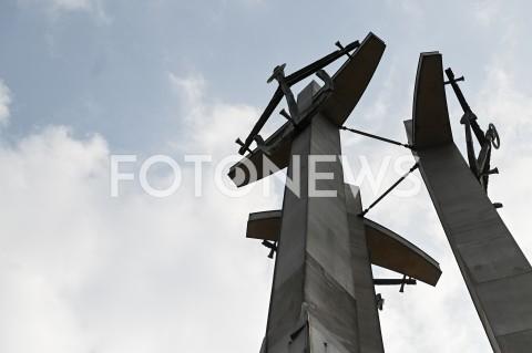 AGENCJA FOTONEWS - 31.08.2019 GDANSKOBCHODY 39. ROCZNICY POROZUMIEN SIERPNIOWYCH W GDANSKUN/Z POMNIK POLEGLYCH STOCZNIOWCOW NA PLACU SOLIDARNOSCI W GDANSKUFOT MATEUSZ SLODKOWSKI / FOTONEWS