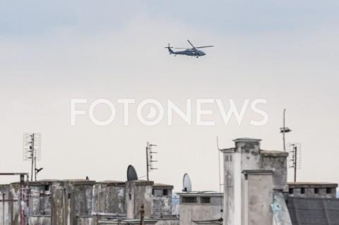 AGENCJA FOTONEWS - 02.09.2019 WARSZAWAPOLICYJNE SMIGLOWCE NAD MIASTEMN/Z SMIGLOWIEC HELIKOPTER BLACKHAWK SIKORSKY S-70I REJESTRACJA SN-71XP FOT GRZEGORZ KRZYZEWSKI / FOTONEWS