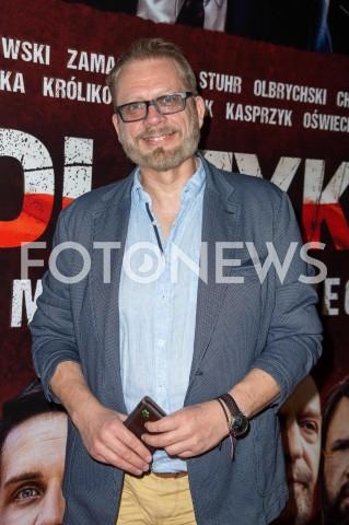 AGENCJA FOTONEWS - 03.09.2019 WARSZAWA POKAZ PREMIEROWY FILMU POLITYKA W WARSZAWIEN/Z TOMASZ RACZEKFOT JACEK MYSZKOWSKI/FOTONEWS