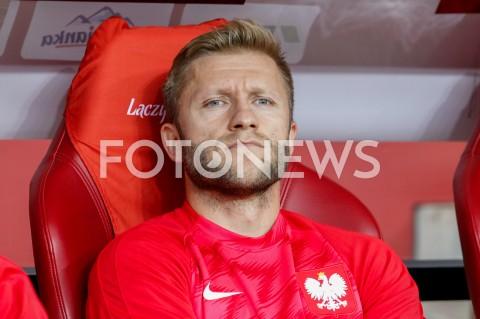AGENCJA FOTONEWS - 09.09.2019 - WARSZAWAPILKA NOZNA - KWALIFIKACJE UEFA EURO 2020FOOTBALL UEFA EURO 2020 QUALIFIERSMECZ POLSKA (POLAND) - AUSTRIA (AUSTRIA)N/Z JAKUB BLASZCZYKOWSKIFOT DAREK NOWAK / FOTONEWS