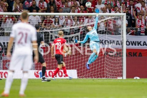 AGENCJA FOTONEWS - 09.09.2019 - WARSZAWAPILKA NOZNA - KWALIFIKACJE UEFA EURO 2020FOOTBALL UEFA EURO 2020 QUALIFIERSMECZ POLSKA (POLAND) - AUSTRIA (AUSTRIA)N/Z CICAN STANKOVIC FOT DAREK NOWAK / FOTONEWS