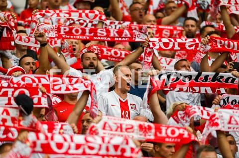 AGENCJA FOTONEWS - 09.09.2019 - WARSZAWAPILKA NOZNA - KWALIFIKACJE UEFA EURO 2020FOOTBALL UEFA EURO 2020 QUALIFIERSMECZ POLSKA (POLAND) - AUSTRIA (AUSTRIA)N/Z KIBICE SZALIKI REPREZENTACJA POLSKAFOT MATEUSZ SLODKOWSKI / FOTONEWS